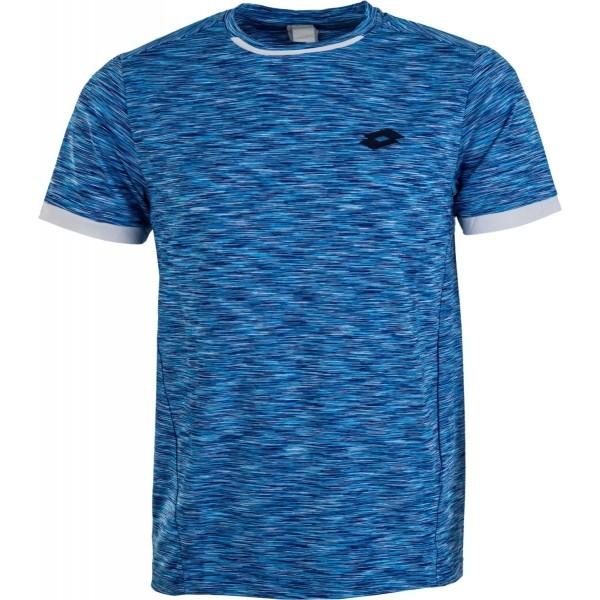 Lotto SPACE TEE modrá M - Pánské sportovní triko