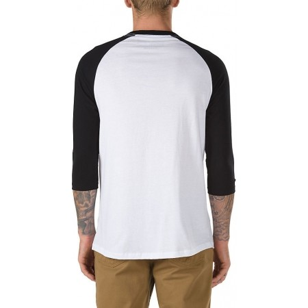 Men's T-shirt - Vans CLASSIC RAGLAN - 2