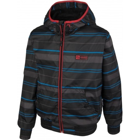 Kids' nylon jacket - Lewro ALLY 116 - 134 - 1