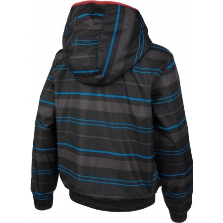 Kids' nylon jacket - Lewro ALLY 116 - 134 - 2