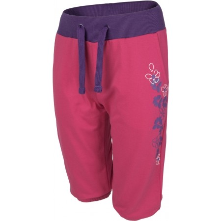 Dívčí tříčtvrteční kalhoty - Lewro GISA 116 - 134 - 1