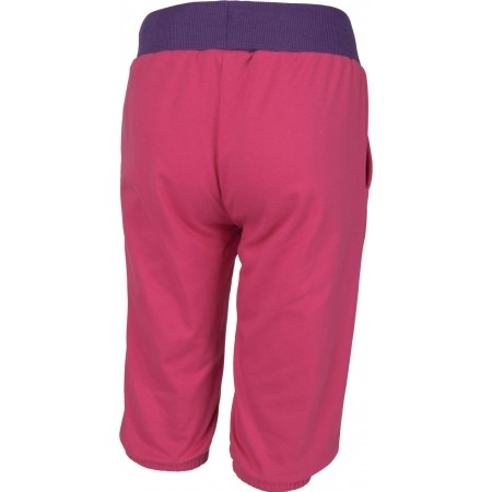 Dívčí tříčtvrteční kalhoty - Lewro GISA 116 - 134 - 2