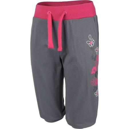 Dívčí tříčtvrteční kalhoty - Lewro GISA 116 - 134 - 3