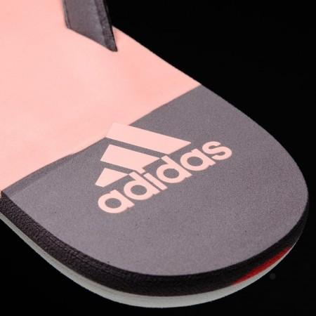 Dámske šľapky - adidas EEZAY STRIPED W - 8
