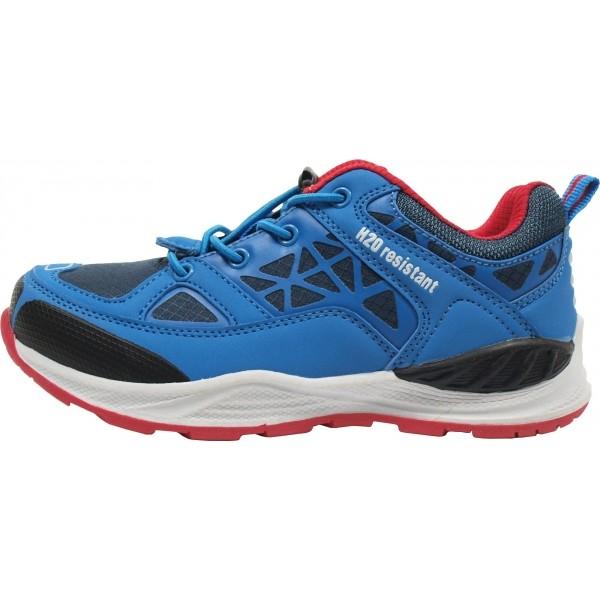 Umbro FAUD modrá 30 - Dětská vycházková obuv