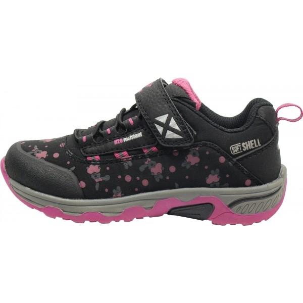 Umbro KJELD černá 31 - Dětská vycházková obuv