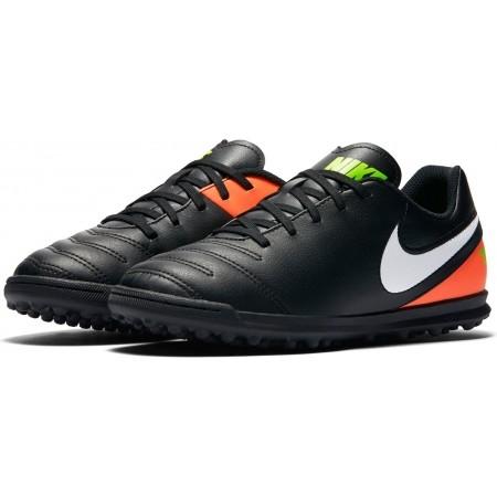 Детски футболни обувки - Nike JR TIEMPOX RIO III TF - 4