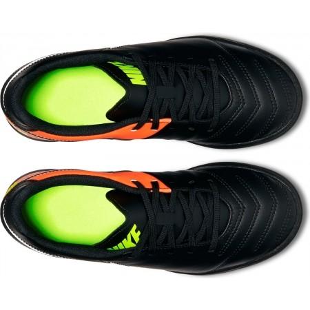 Детски футболни обувки - Nike JR TIEMPOX RIO III TF - 5