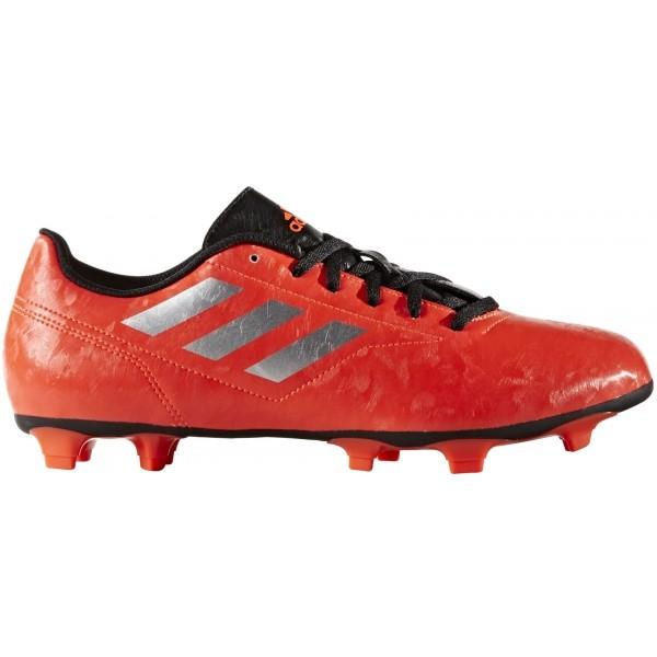 adidas CONQUISTO II FG červená 10.5 - Pánská fotbalová obuv