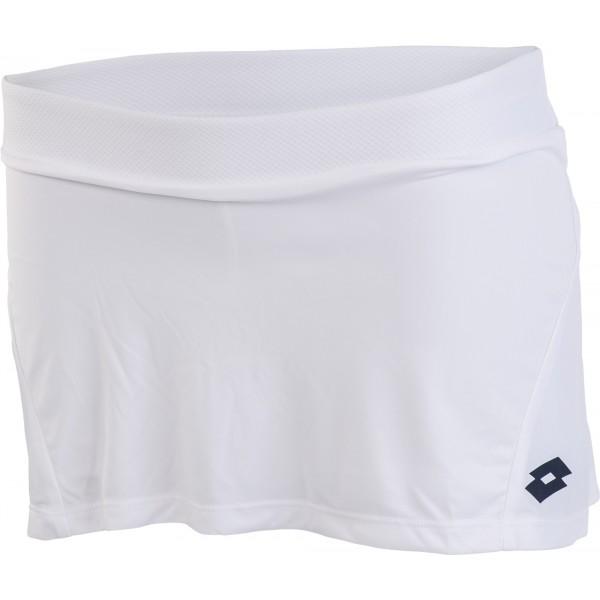 Lotto SHELA III SKIRT G fehér XL - Lány teniszszoknya