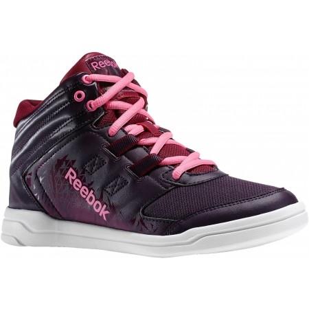 Dámská fitness obuv - Reebok DANCE URMELODY MID RS - 1 b587b359e7