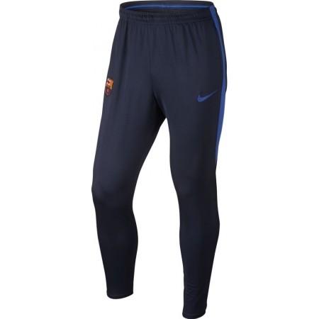 Pánské fotbalové kalhoty - Nike FCB M PANT SQD KPZ - 1