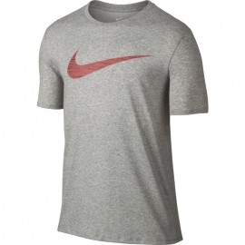 Nike M NK DRY TEE DF SWOOSH HTR