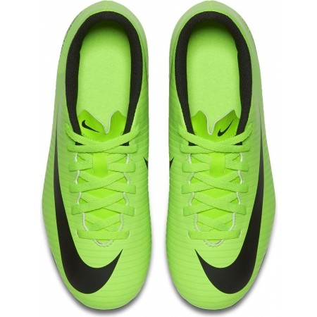 Detské kopačky - Nike JR MERCURIAL VORTEX III FG - 4