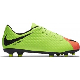 Nike JR HYPERVENOM PHADE III FG - Ghete de fotbal copii