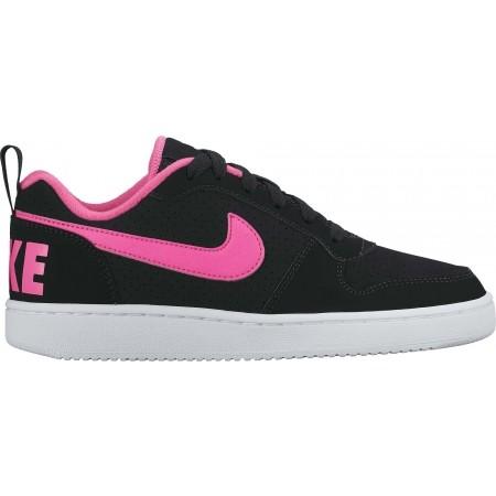 13362e37ecf Dívčí volnočasová obuv - Nike COURT BOROUGH LOW GS - 1