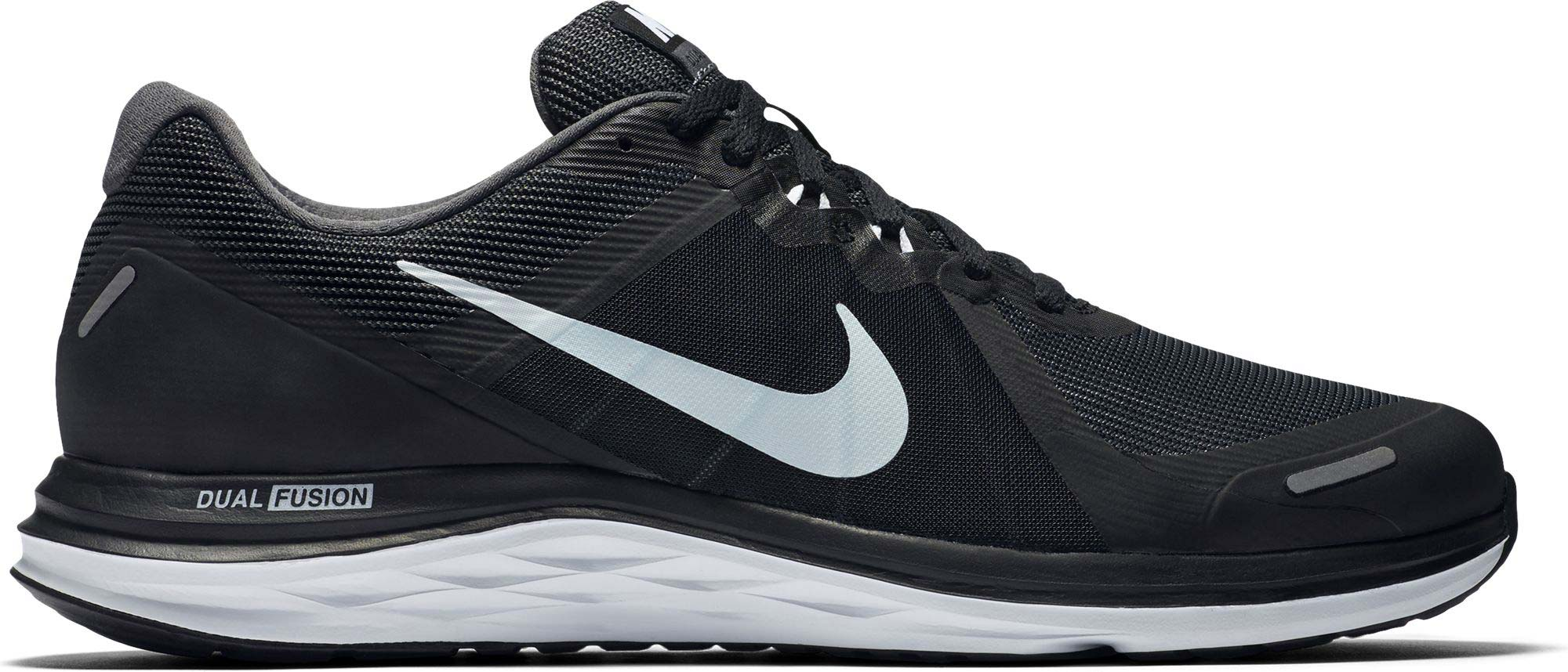 Nike Running Dual Fusion X2 Trainers In Black 819316 001