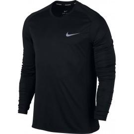 Nike MILER TOP LS - Pánske športové tričko
