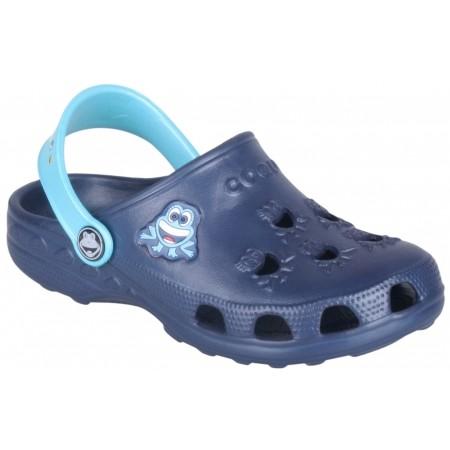 ad4702e7f Detské sandále - Coqui LITTLE FROG - 1