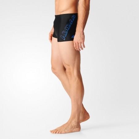 Pánské plavky - adidas ADIDAS BOXER - 4