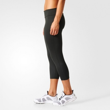 Colanți de damă - adidas D2M 3/4 TIGHT - 4