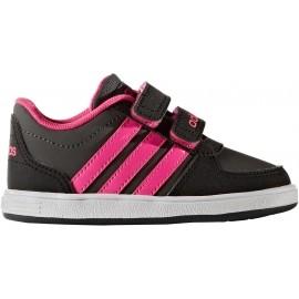 adidas VS HOOPS CMF INF - Детски обувки за свободното време