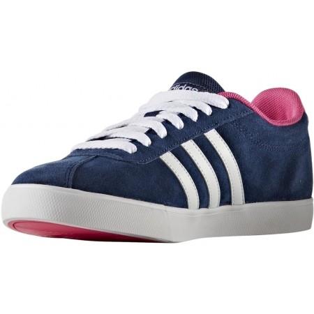 Dámská vycházková obuv - adidas COURTSET W - 4