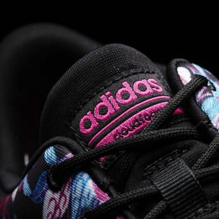 Dámska voľnočasová obuv - adidas CLOUDFOAM QT RACER W - 6