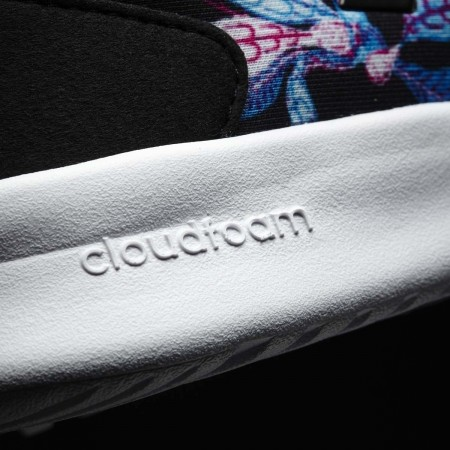 Dámska voľnočasová obuv - adidas CLOUDFOAM QT RACER W - 7