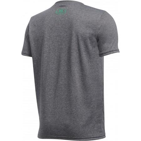 Boys' T-shirt - Under Armour COMBO LOGO SS T - 2