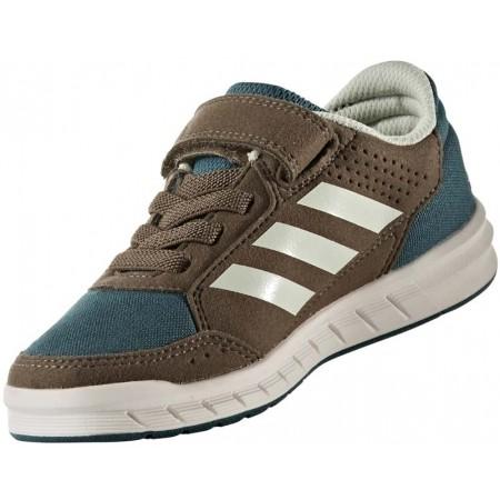 Детски обувки за спорт в зала - adidas ALTASPORT EL K - 4