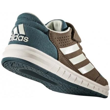 Детски обувки за спорт в зала - adidas ALTASPORT EL K - 5