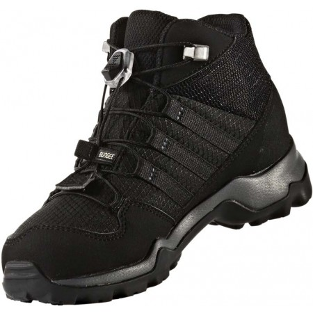 Kids' outdoor shoes - adidas TERREX MID GTX K - 4