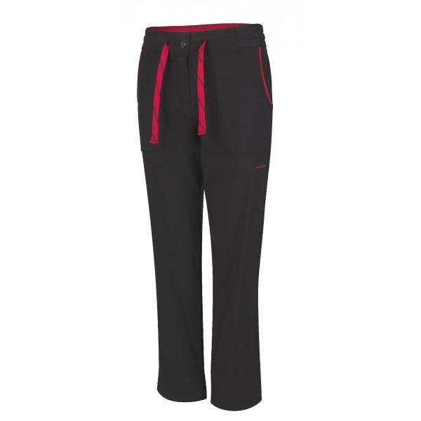 Head MAKAI černá 42 - Dámské softshellové kalhoty