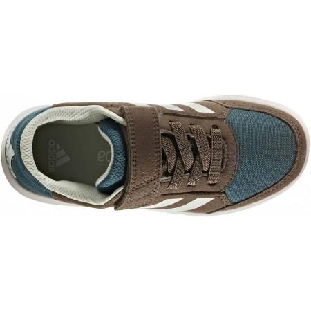 Детски обувки за спорт в зала - adidas ALTASPORT EL K - 2