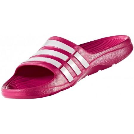Klapki dziecięce - adidas DURAMO SLIDE K - 4