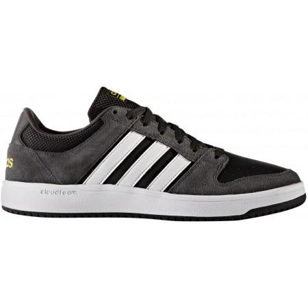 adidas CLOUDFOAM BB HOOPS - Pánska voľnočasová obuv