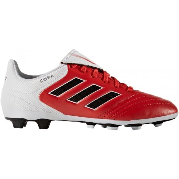 adidas COPA 17.4 FXG J červená 34 - Detské kopačky