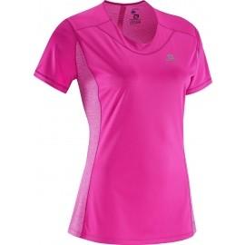 Salomon AGILE SS TEE W - Women's T-shirt