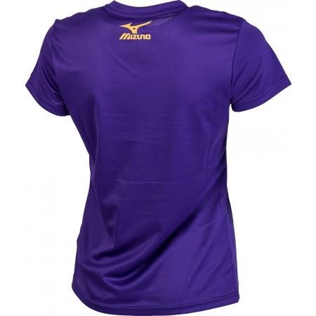 Women's running T-shirt - Mizuno DRYLITE TEE W - 3