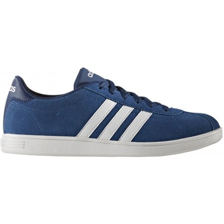 Pánska voľnočasová obuv - adidas VLCOURT - 1