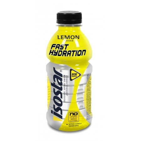 Hydrate Perform Bottle - Isotonic drink - Isostar Hydrate Perform Lemon