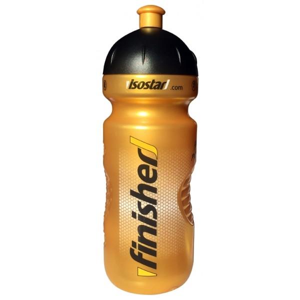 Isostar BIDON GOLD 650ML žlutá  - Univerzální sportovní láhev - Isostar