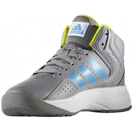 Dětská volnočasová obuv - adidas CLOUDFOAM ILATION MID K - 4 f93c48c8ee