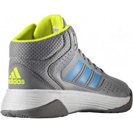 Dětská volnočasová obuv - adidas CLOUDFOAM ILATION MID K - 5 cce63415a2