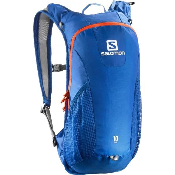 Salomon TRAIL 10 modrá  - Běžecký batoh