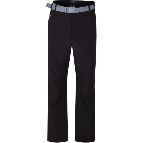 Loap ULRICK czarny XXL - Spodnie softshell męskie