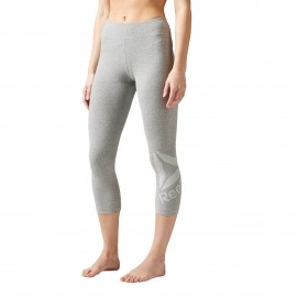 Reebok EL PRIME GROUP SNOW MELANGE LEGGING