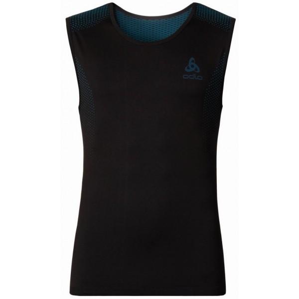 Odlo ESSENTIALS SEAMLESS LIGHT SINGLET CREW NECK  S - Pánske funkčné bezšvové tričko