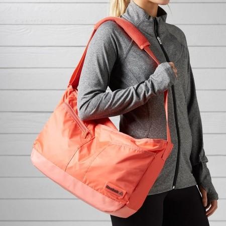 Dámska športová taška - Reebok SPORT ESSENTIALS WOMENS SHOULDER BAG - 6